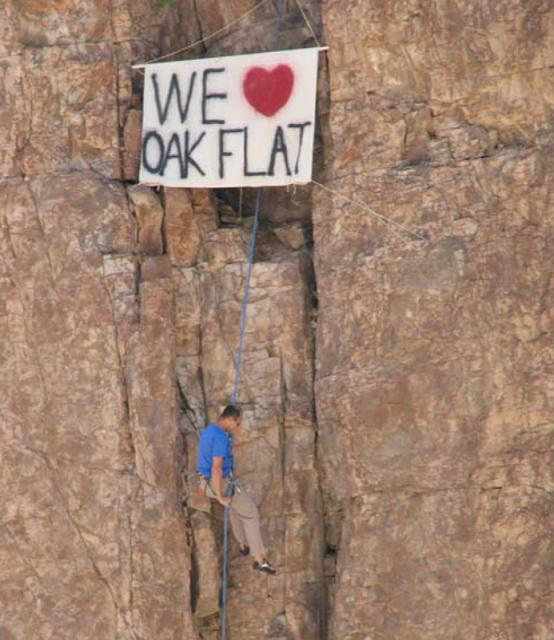 We Love Oak Flat
